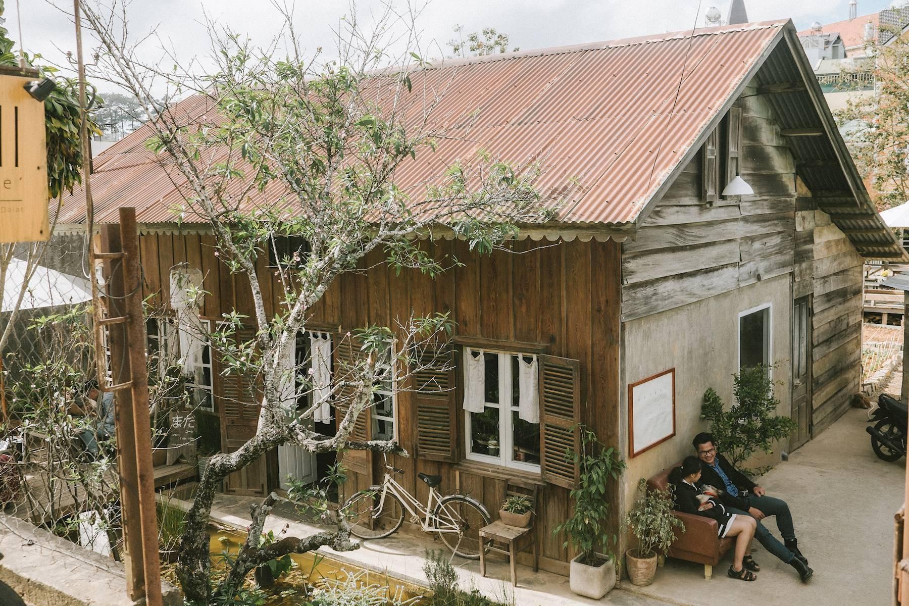 """Top 10 quán café tại Đà Lạt tuyệt đẹp dành cho dân """"sống ảo"""""""