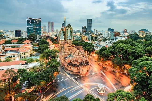 TPHCM lọt top thành phố du lịch triệu view trên nền tảng TikTok