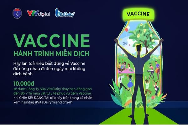 Vaccine - Hành trình miễn dịch
