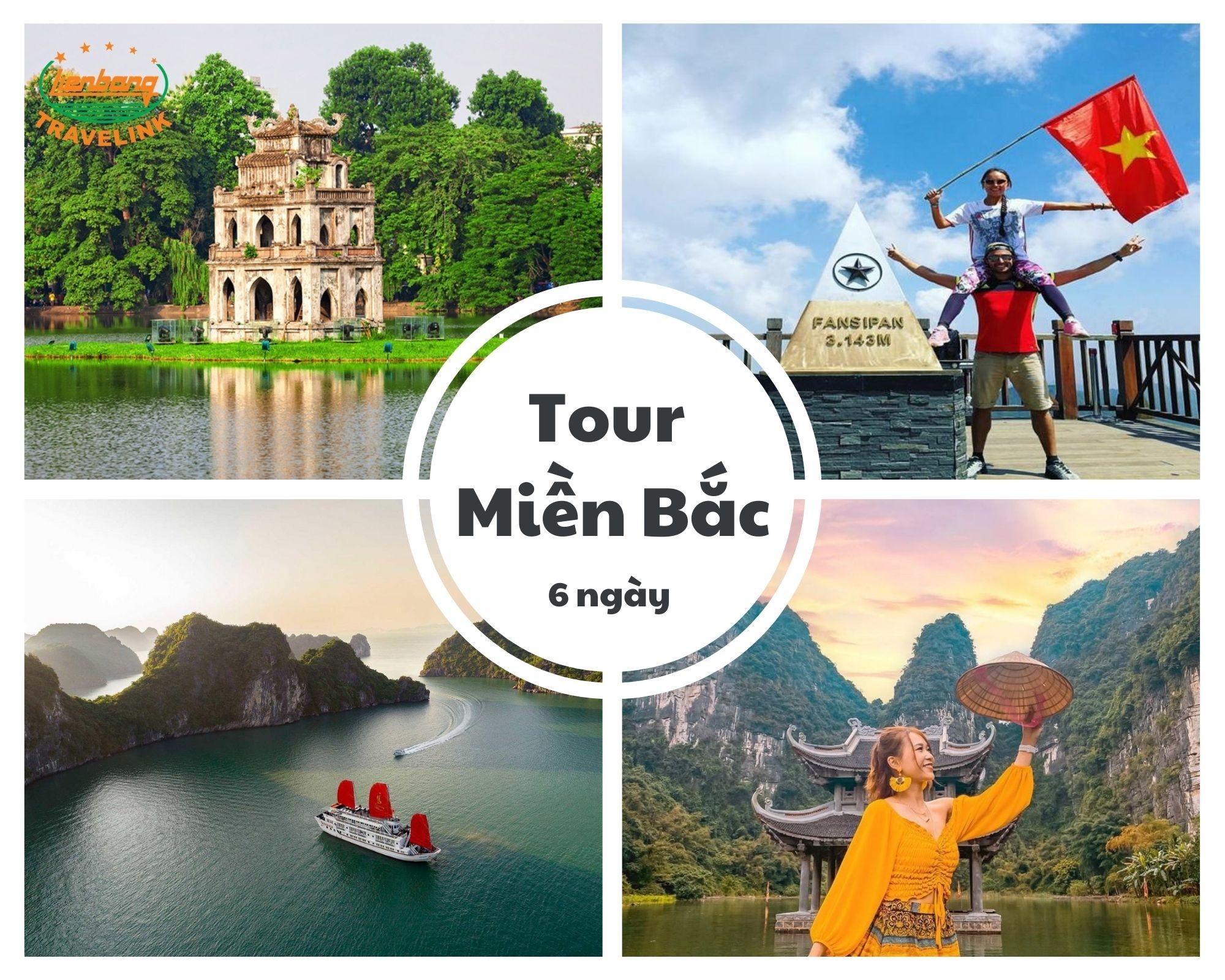 Du lịch Miền Bắc (Hà Nội - Sapa - Hạ Long - Ninh Bình) - Trọn gói 6 ngày